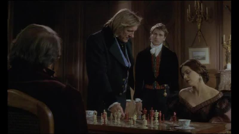 Граф Монте Кристо 2 серия Le Comte de Monte Cristo 1998 режиссер Жозе Дайан