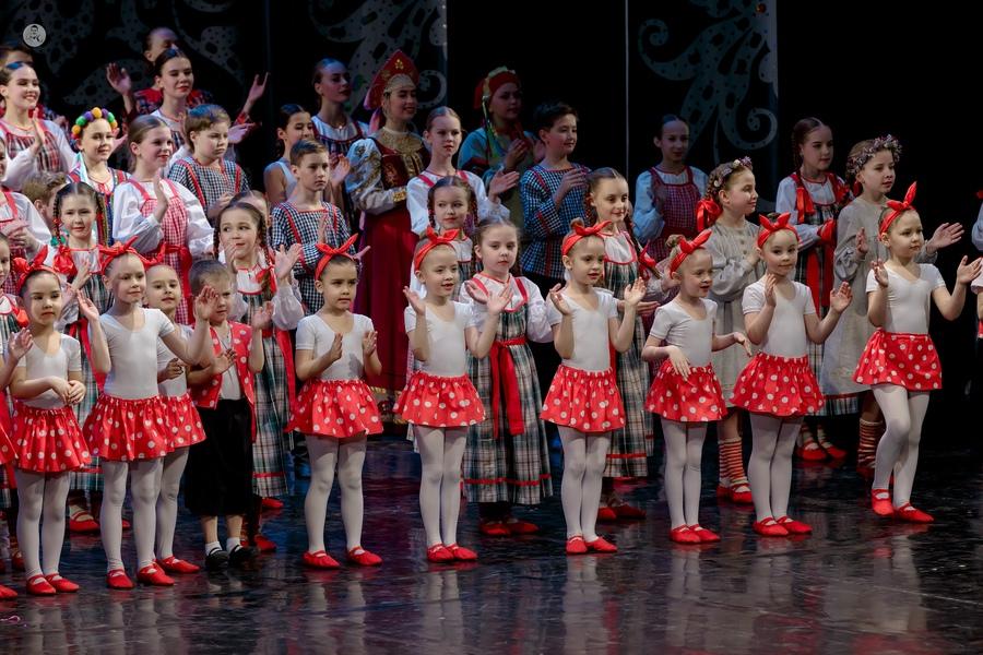 Когда танцует «Северяночка», танцует весь Нерюнгри