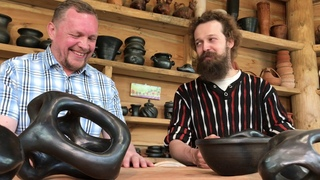 🍯 Вадим Ловчиков: надо начать лепить летающие тарелки и они появятся Волшебство керамики