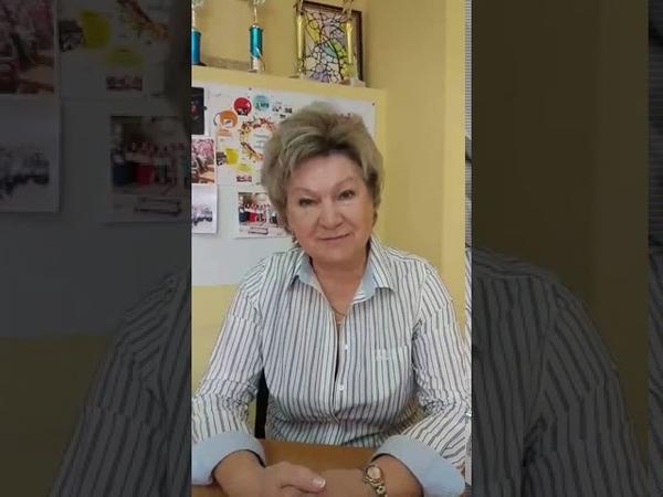 Хоршие новости от Анны Поповой2