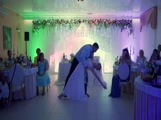 """Наш первый свадебный танец. Студия свадебного танца """"Триумф"""""""