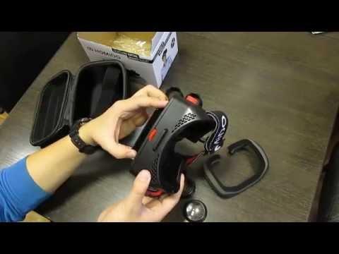Обзор шлема виртуальной реальности для смартфона Homido VR