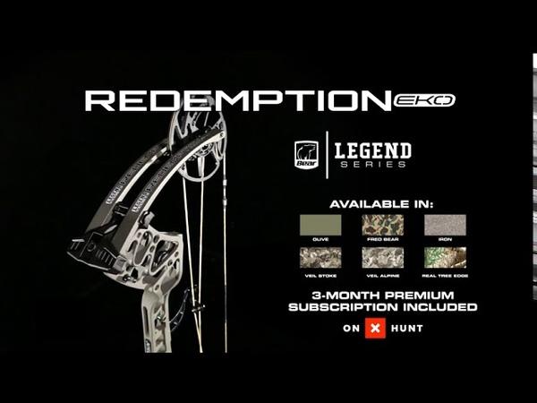 Bear Archery 2021 Redemption EKO