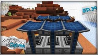Minecraft  InSphere Deeper - Солнечная Химия #34