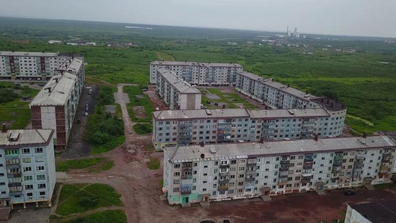 Воркута Пос Воргашор июль 2019