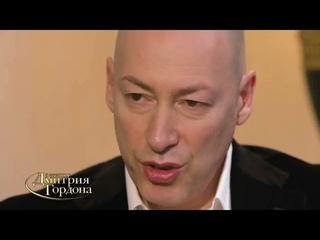 Рэпер Серёга рассказал Гордону о ситуации в Беларуси.