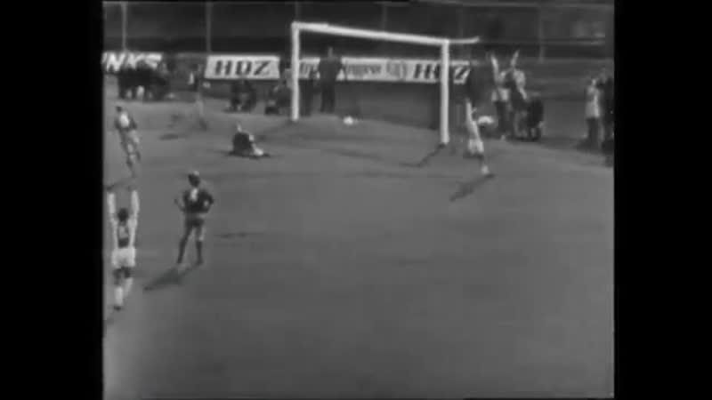 Аякс Базель Первый матч 1 8 финала КЕЧ 1970 1971