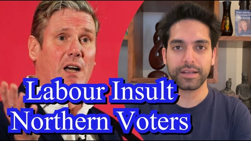 Keir Starmer SLAMMED For Insulting Northern Working Class Voters