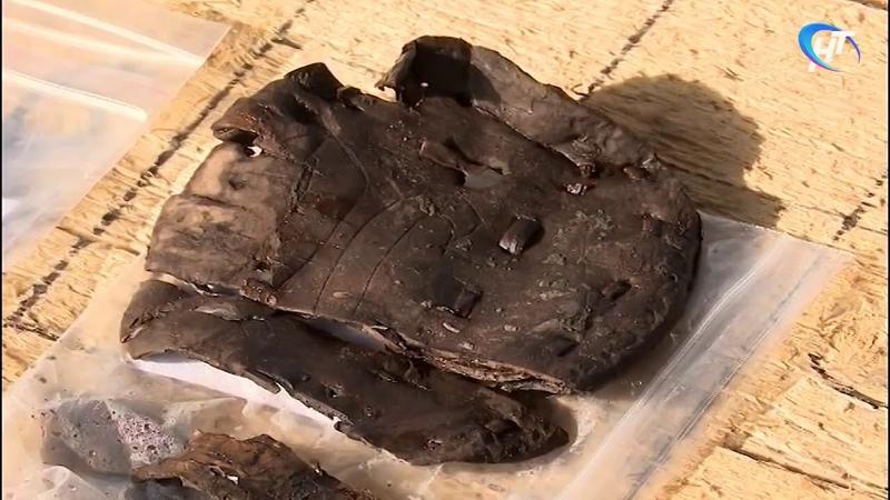 В Великом Новгороде найдена берестяная грамота XIV века