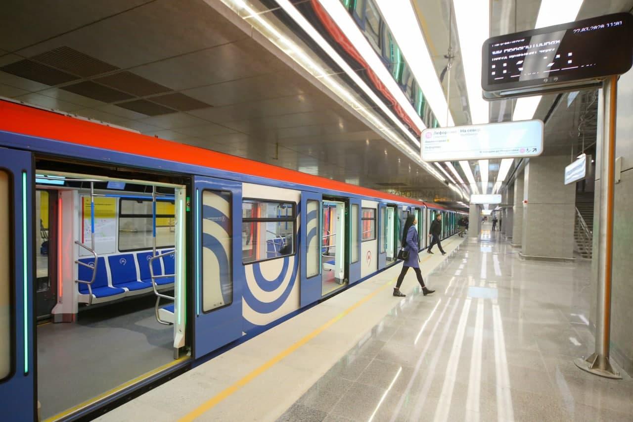 Более миллиона пассажиров Таганско-Краснопресненской и Некрасовской линий проехали со скидкой. Фото: Агенство городских новостей Москва