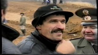МХ. ЧР г. Вологда - 90 е годы.  Во ребята валят!!!....