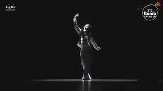 [RUS SUB][Рус.саб][BANGTAN BOMB] Jimin's Black Swan Solo Behind the Scenes - BTS (방탄소년단)