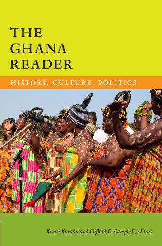 The Ghana reader  history, culture, politics - Copy