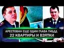 Арестован замглавы ГИБДД Воронежской области! Нашли 22 квартиры и миллионы в пачках