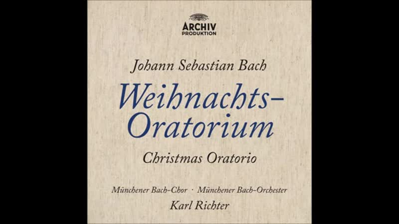 Karl Richter - Bach J.S. - Christmas Oratorio BWV 248 3_3