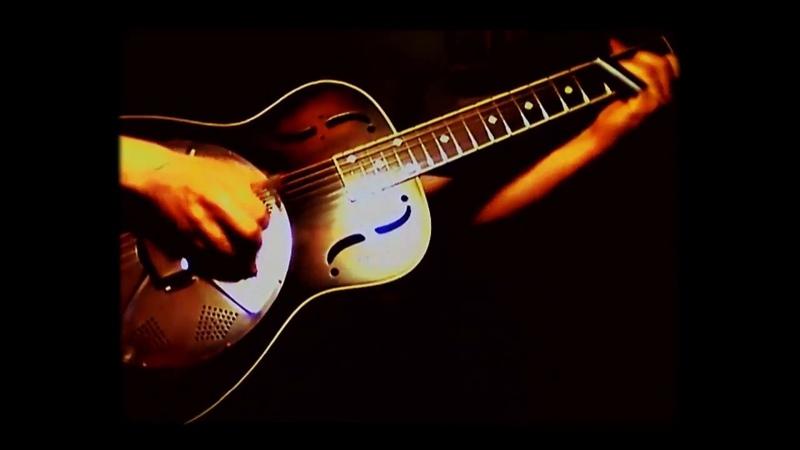 Krbi's Guitar - HURT (bottleneck slide guitar)