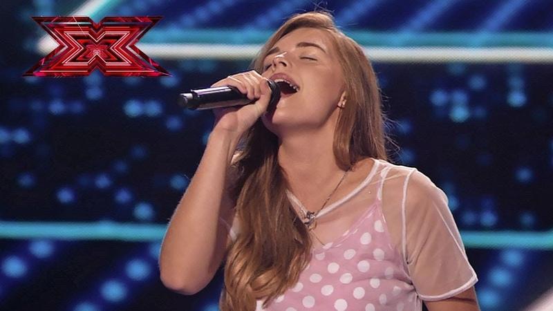 Элина Иващенко – Mariah Carey – Without You – Х-фактор 10. Второй тренировочный лагерь