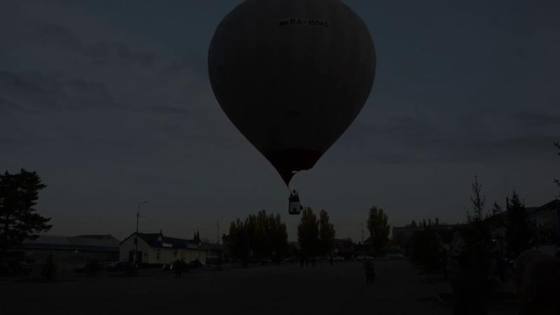 Аткарск становится центром туристического воздухоплавания
