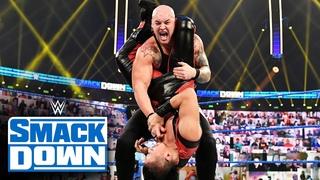 Shinsuke Nakamura vs. King Corbin – Gauntlet Match Part 3: SmackDown, Jan. 8, 2021