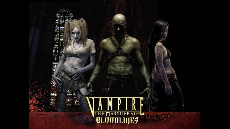 (4) Vampire The Masquerade - Bloodlines от ArtGamesLP | Кровосис в Голливуде (22)