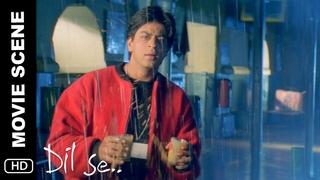 Duniya Ki Sabse Choti Prem Kahaani   Dil Se   Romantic Scene   Shah Rukh Khan, Manisha Koriala