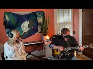 Kate Baker  Dave Stryker (May 16, 2020) (Jazz on the Tube № 91)