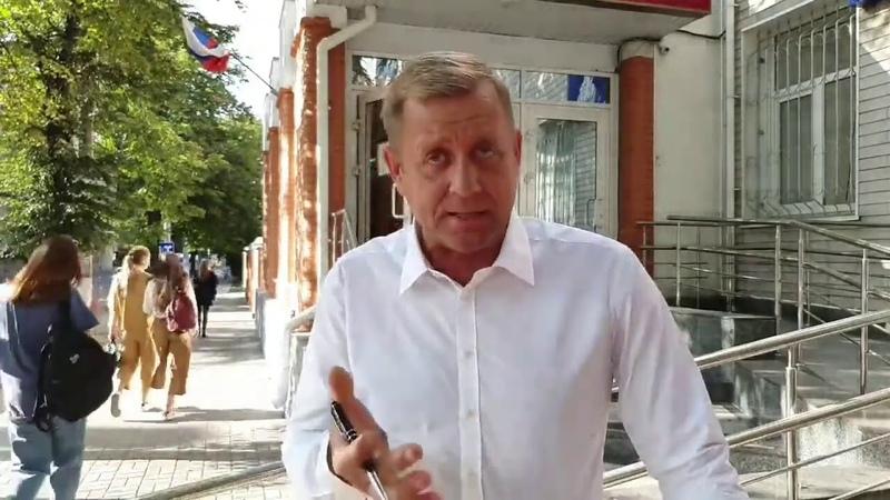 Комментарии директора парка Тайган Олега Зубкова после суда по сносу зданий