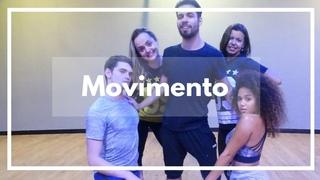 Aretuza Lovi feat Iza - Movimento (Reggaeton) dance