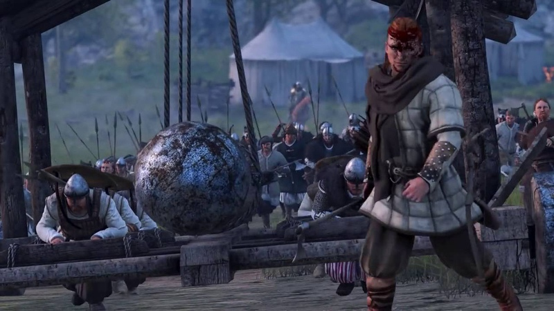 Mount Blade 2 Bannerlord трейлер осады