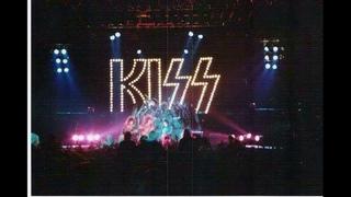 KISS- Jäähalli, Oulu, Finland NOV 25 1983