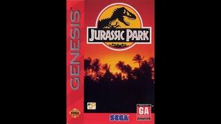 Jurassic Park Прохождение на 100% (Грант и Раптор) Sega Rus