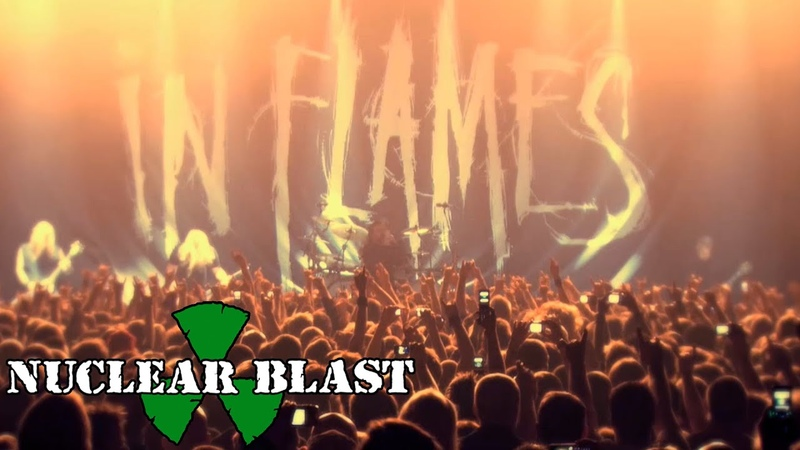 IN FLAMES - Only For The Weak (Re-Recorded) (OFFICIAL MUSIC VIDEO)
