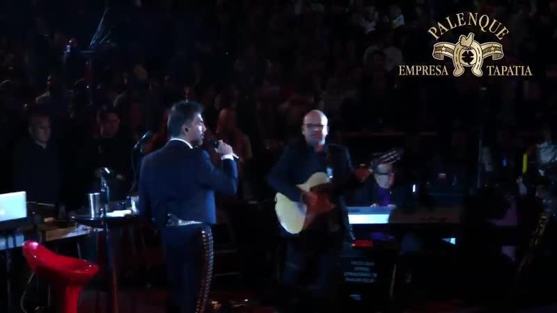 8.12.2018 ›› Alejandro Fernández - Tantita Pena