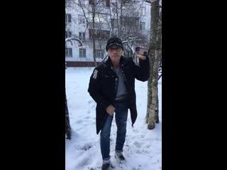 """Зимняя бачата от чино! ) joe veras """"se te nota"""""""