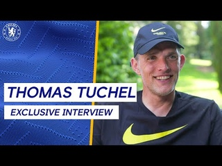 EXCLUSIVE: Thomas Tuchel's Thoughts On Pre-Season and His Lucky Champions League Shoes! 🤣