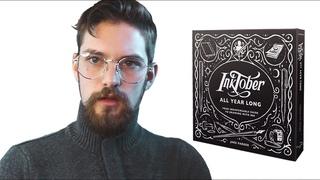 Inktober Plagiarism Scandal: dangelowallace edition