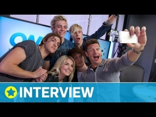 R5 I Interview Part 1 I On Air with Ryan Seacrest