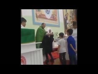 Изгнание бесов из детей