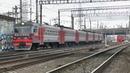Электропоезд ЭТ2-009 Балтиец