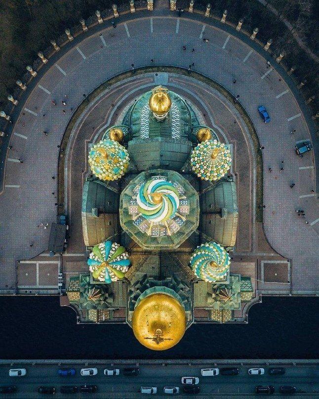 Петербург - рай для перфекциониста
