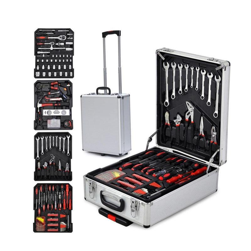 Неплохой такой набор инструментов 599 шт -