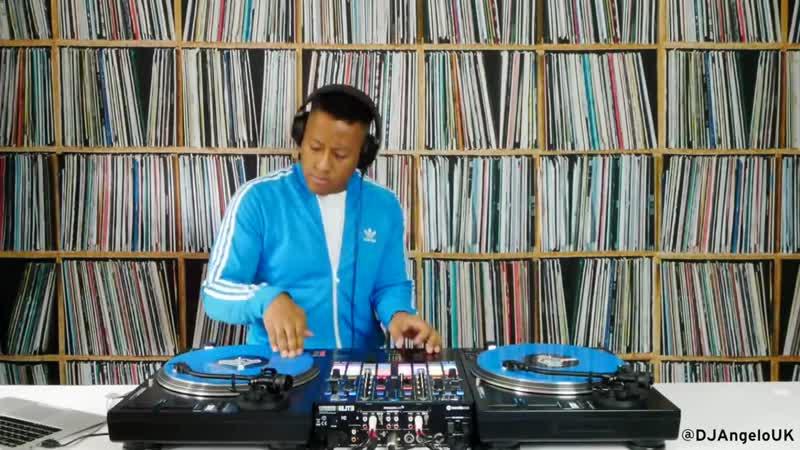 DJ ANGELO Heavy Hitta HipHop vs Trap CutCohesionLIVE Vol 2
