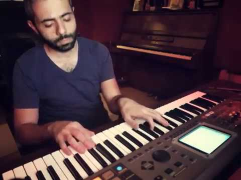 London Grammar Strong Piano Cover by Mostafa Negm