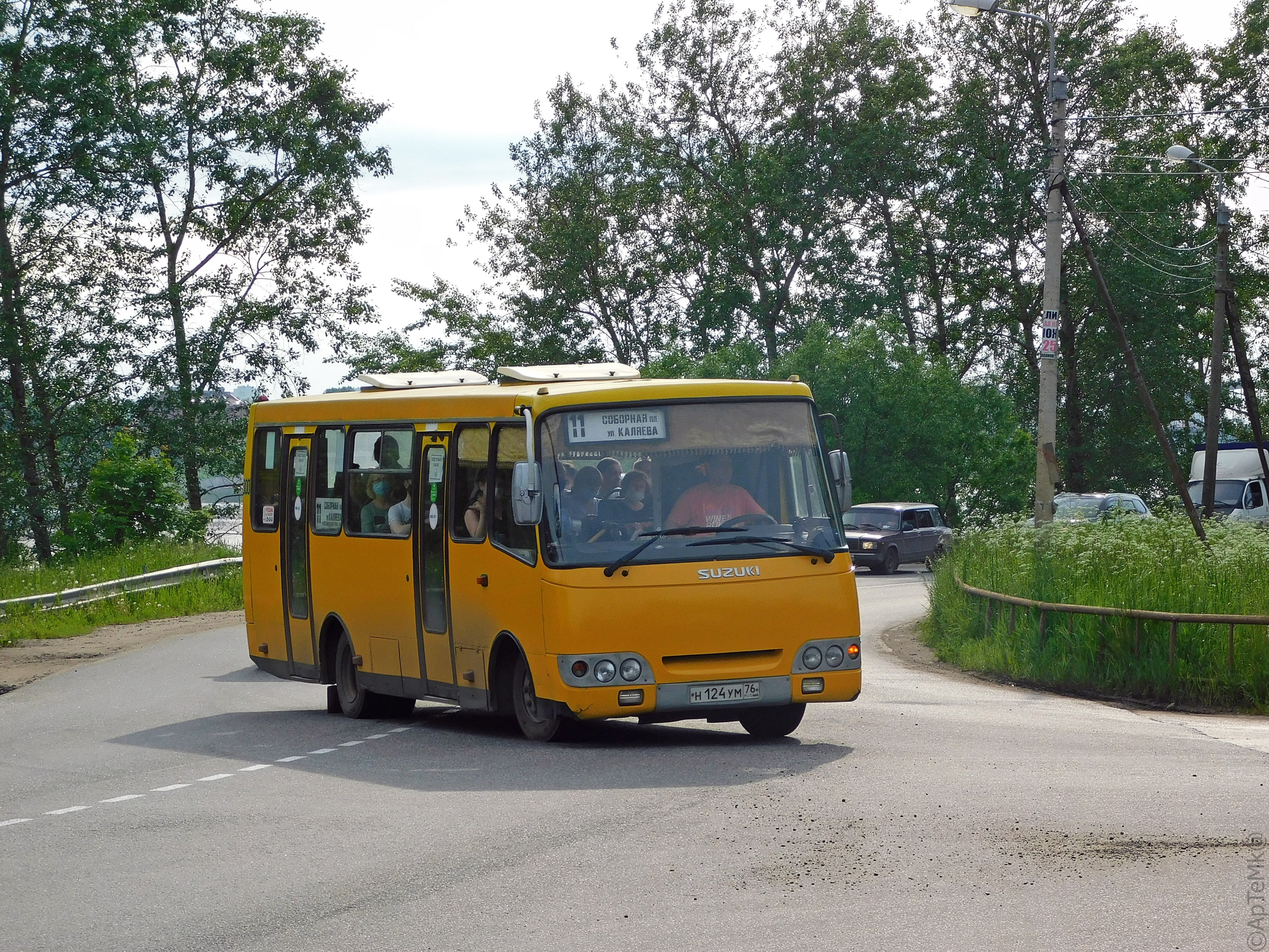 Автобус №11