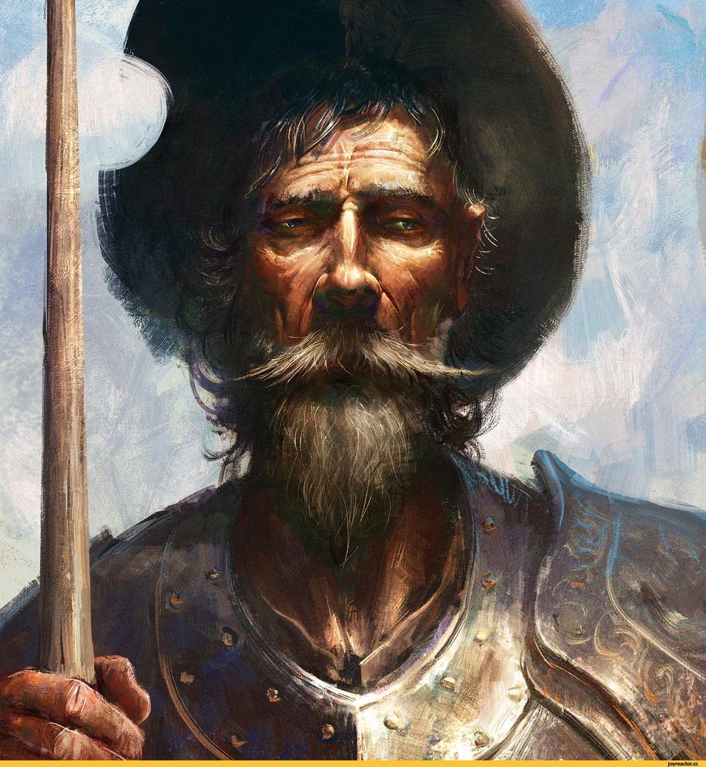 Афиша Ижевск Дон Кихот. Как превратить великана в мельницу