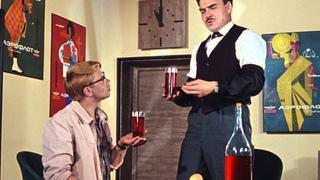 """Так выпьем за то, чтобы наши желания всегда совпадали с нашими возможностями! """"Кавказская пленница"""""""