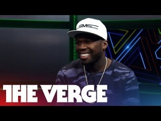 The Verge interviews 50 Cent at CES 2014