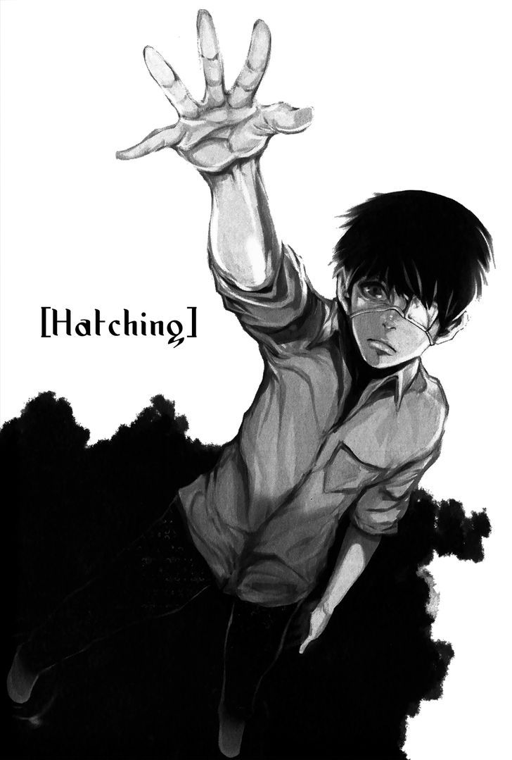 Tokyo Ghoul, Vol.1 Chapter 9 Hatch, image #2