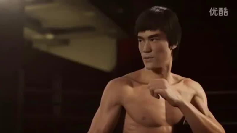 V Ли vs Донни Йен Анимационный фильм 3D