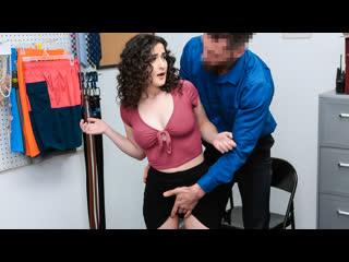 Охранник заставил раздеться,а затем жестко трахнул ( Lyra Lockhart,инцест,milf,минет,секс,мамку,сиськи,PornHub,порно,зрелую)